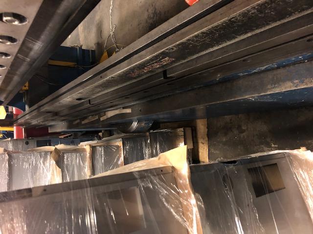 Used Hydraulic Press Brake Cincinnati 135 FMII 1994