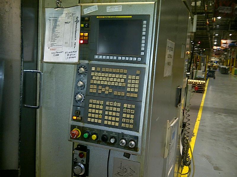 Used Horizontal Machining Center Toyoda FH550SX 2005