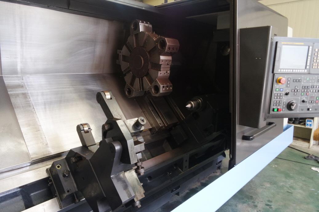 Used CNC Lathe Doosan Puma-480 2011
