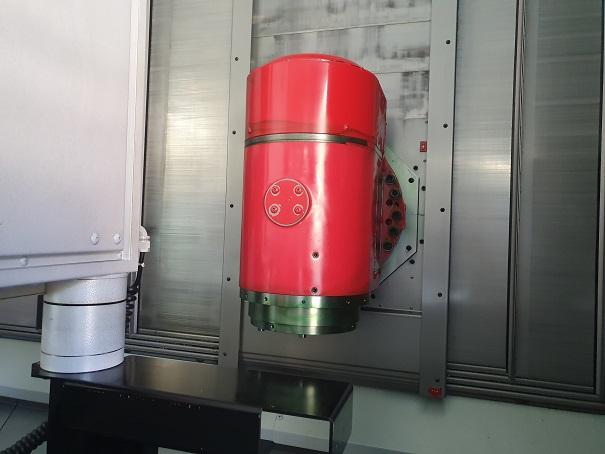Used CNC Lathe DMG Mori Seiki NT4300DCG/1500 2015