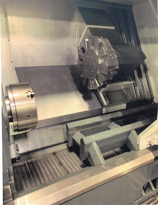 Used CNC Lathe Haas ST-40 2019