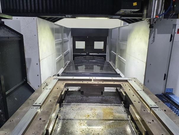 Used CNC Mill Doosan BM1530M 2018
