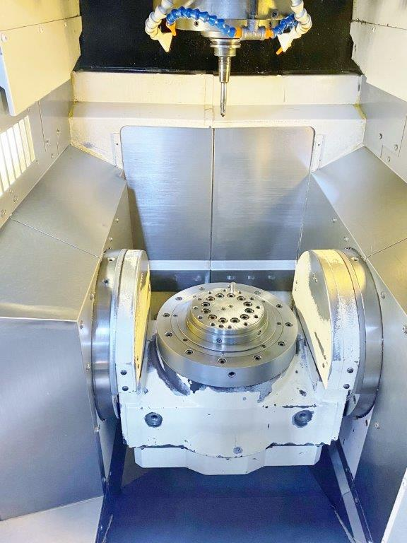 Used 5 Axis Machining Center Okuma Millac 33TU 2010