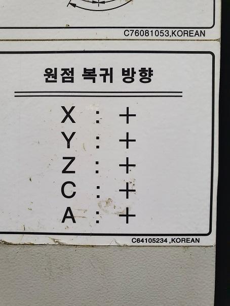 Used 5 Axis Machining Center Doosan VC630-5AX 2017