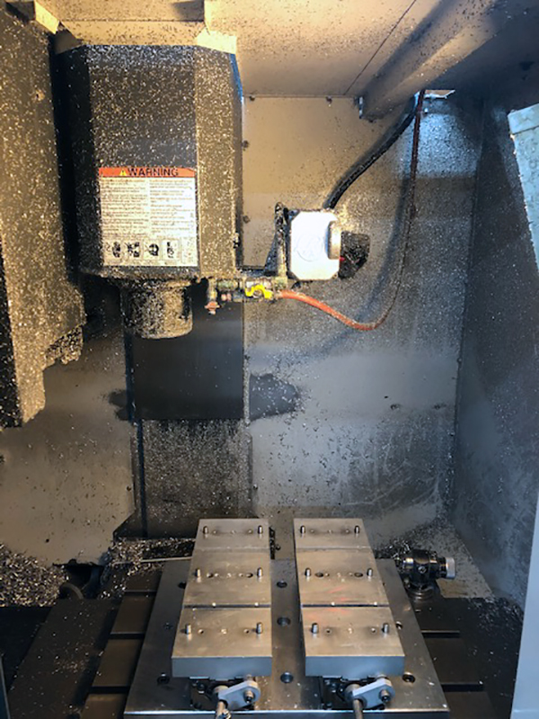 Used Drill and Tap Haas DT-1 2012