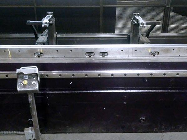 Used Hydraulic Press Brake Bystronic PR 250 x 4100 2007