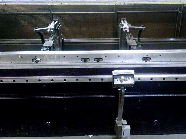 Used Hydraulic Press Brake Bystronic PR 250 x 4100 2006
