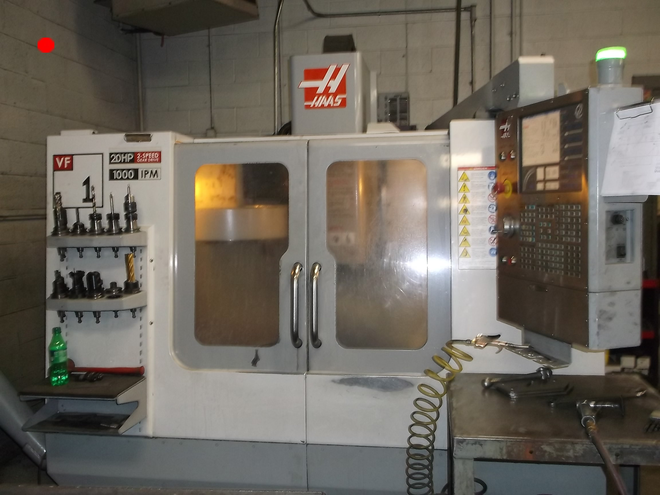 Used Vertical Machining Center Haas VF-1B 2007