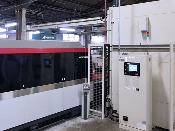 Used Laser Cutting Machine Mitsubishi ML3015 NX F-40(S) 2016
