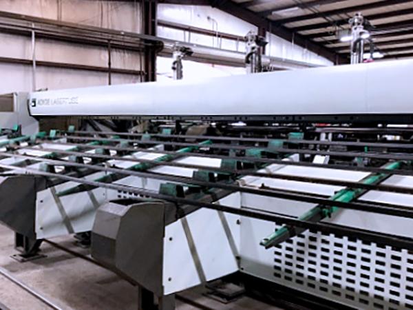 Used Laser Cutting Machine BLM Adige LT8 2014