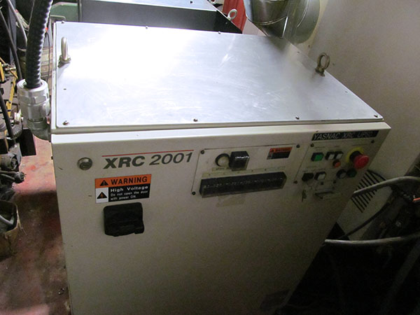 Used 4  Axis Lathe Nakamura-Tome SC300 2014