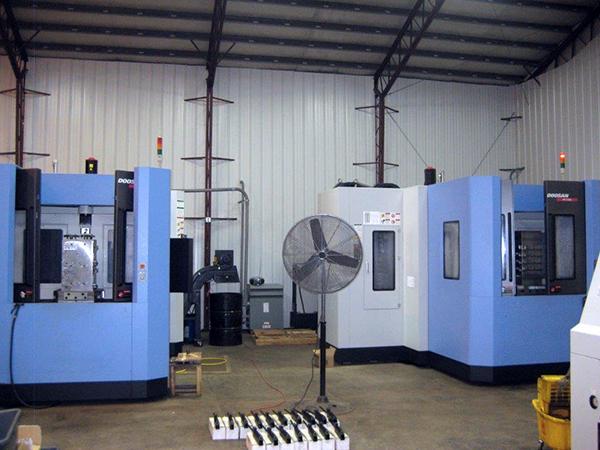 Used Horizontal Machining Center Doosan HP 5100 2009
