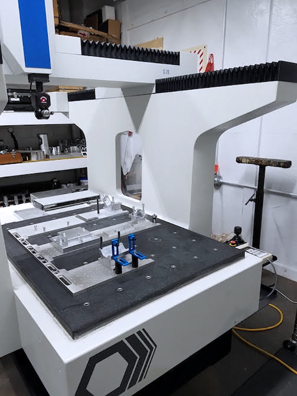 Used Coordinate Measuring Machine Sheffield Discovery II D28 2007