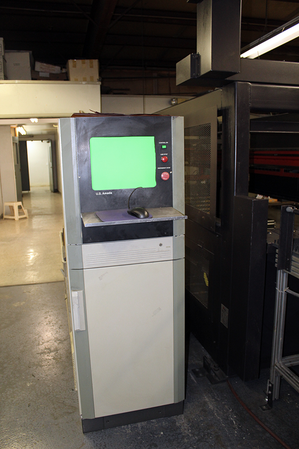 Used Turret Punch Amada Vipros 358 King 1996