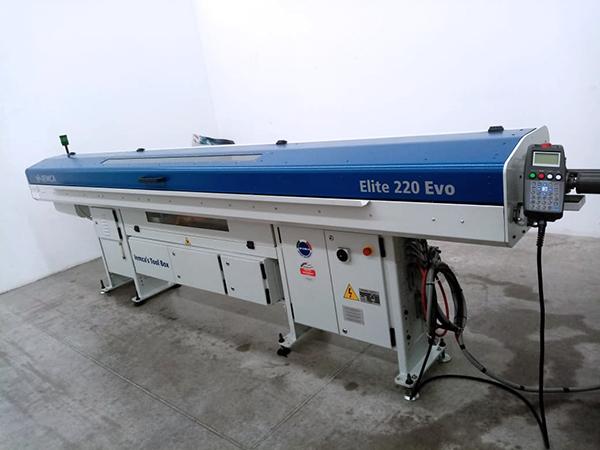 Used CNC Lathe Tsugami S205 2014