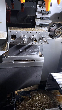 Used Swiss Lathe Tsugami B0265-II 2018