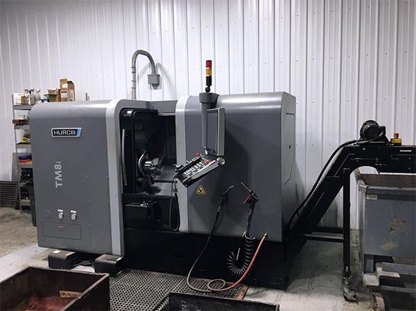 Used CNC Lathe Hurco TM8i 2015