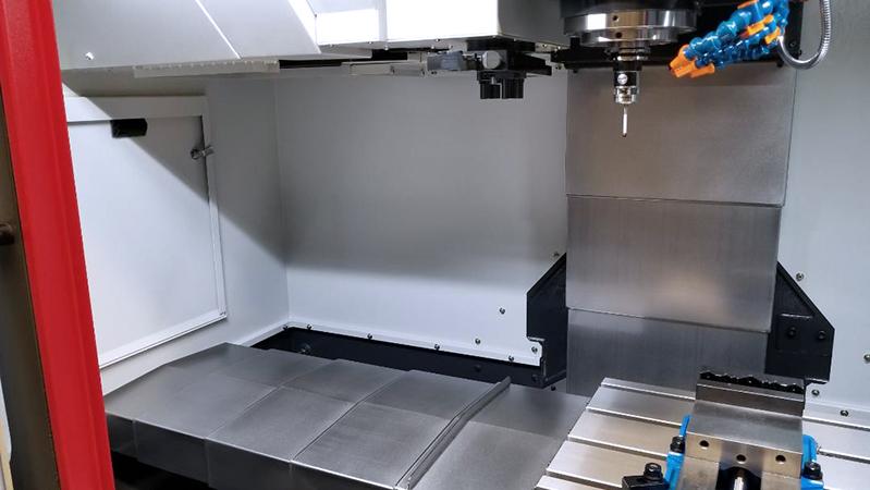 Used CNC Lathe Samsung MCV 400 2017