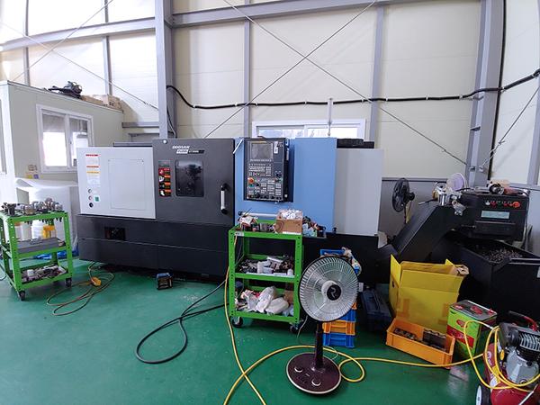 Used CNC Lathe Doosan Puma GT2600L 2019