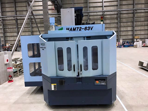 Used 5 Axis Machining Center Matsuura MAM72-63V 2007