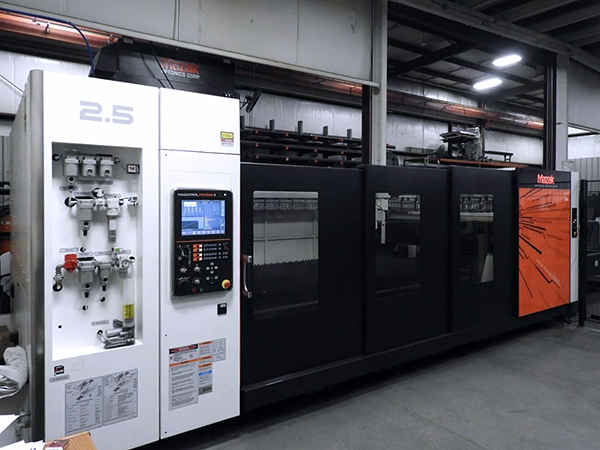 Used Laser Cutting Machine Mazak Optiplex Nexus 3015 2016