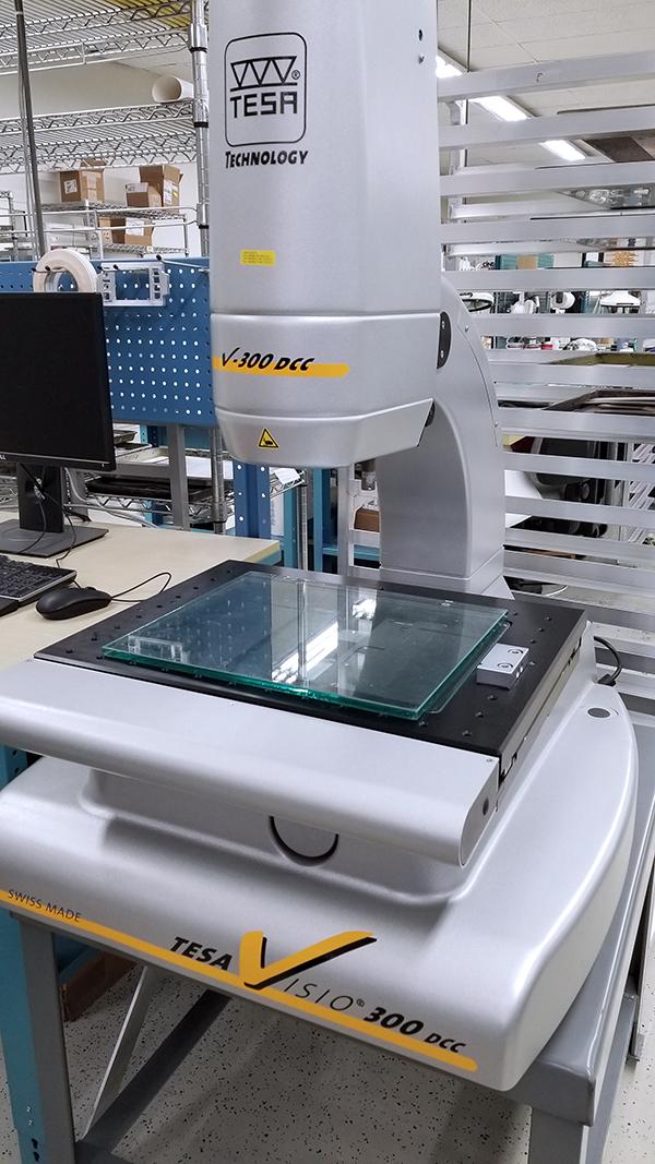 Used Coordinate Measuring Machine Tesa VISIO 300 DCC 2009