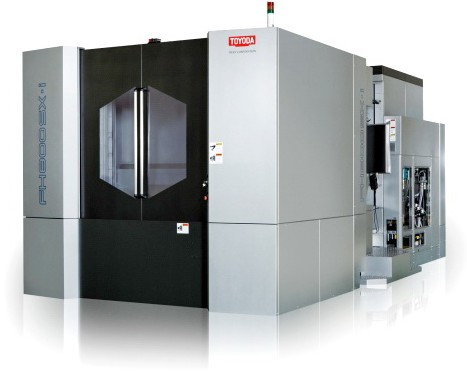 Used Horizontal Machining Center Toyoda FA800S 2015