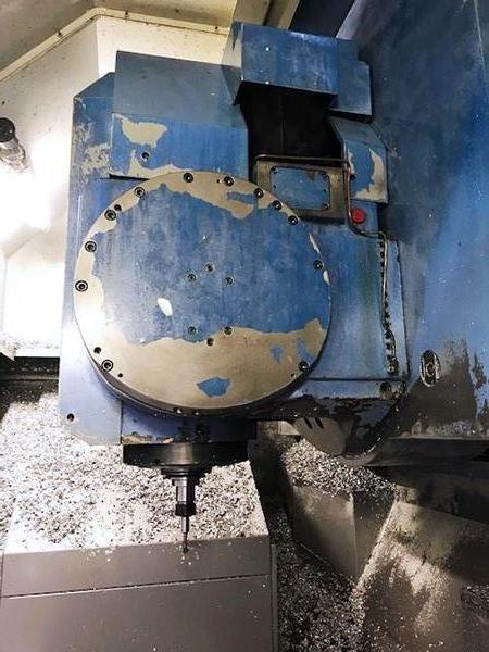 Used 5 Axis Machining Center Mazak Vortex 1400 2000
