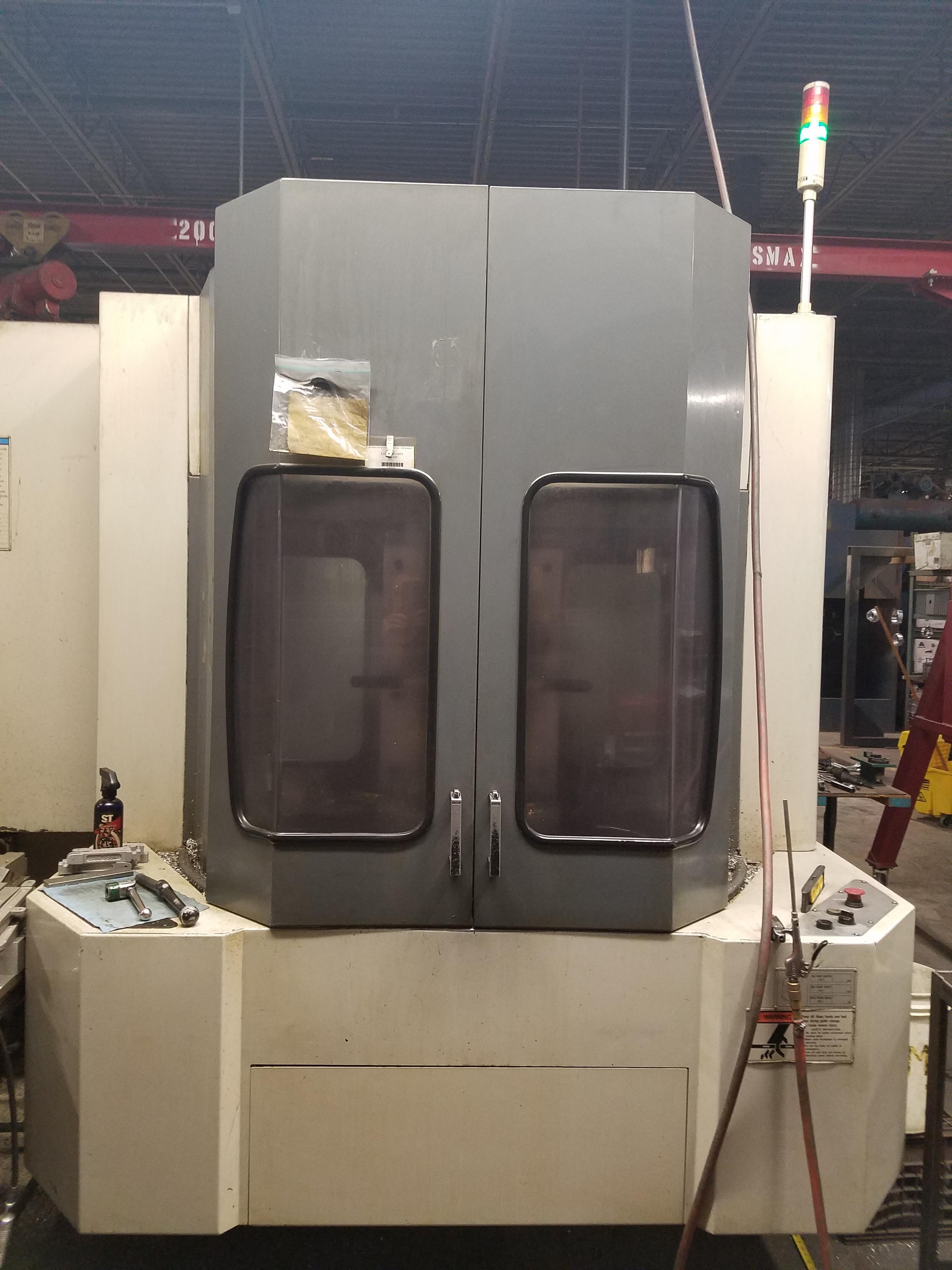 Used Horizontal Machining Center Mazak FH-4800 1999