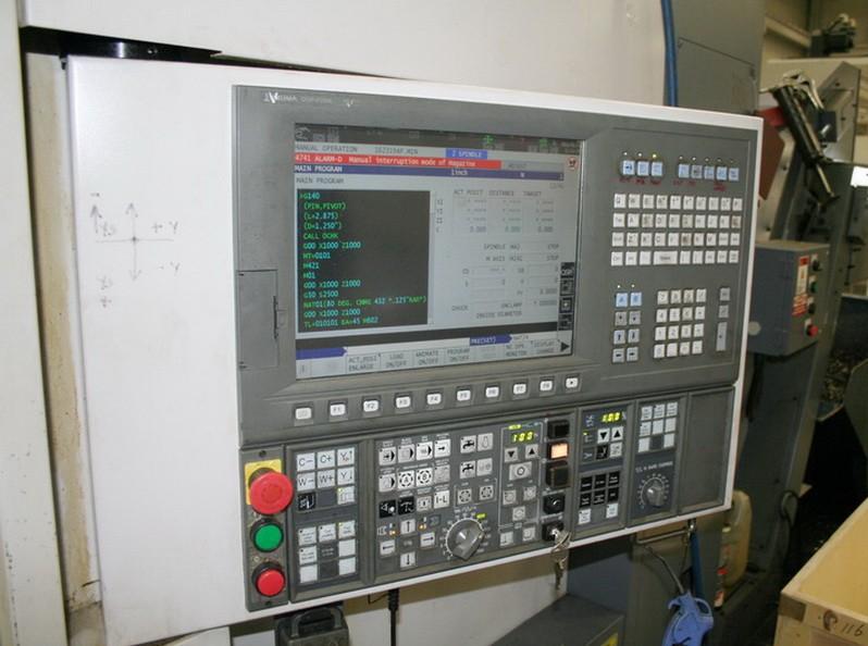 Okuma Multus B300-BB/SBW 2005 12
