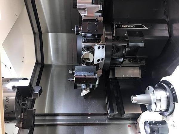 DMG Mori NLX 2500SY/700 2017 13