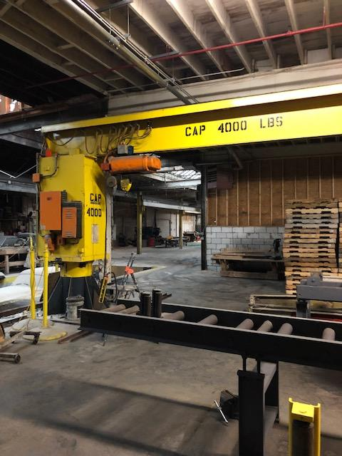 Gantry 4,000 lbs  5_Cranes