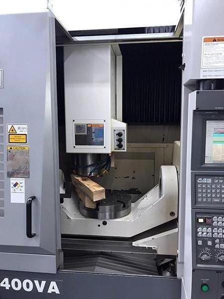 Used 5 Axis Machining Center Okuma MU-400V 2005