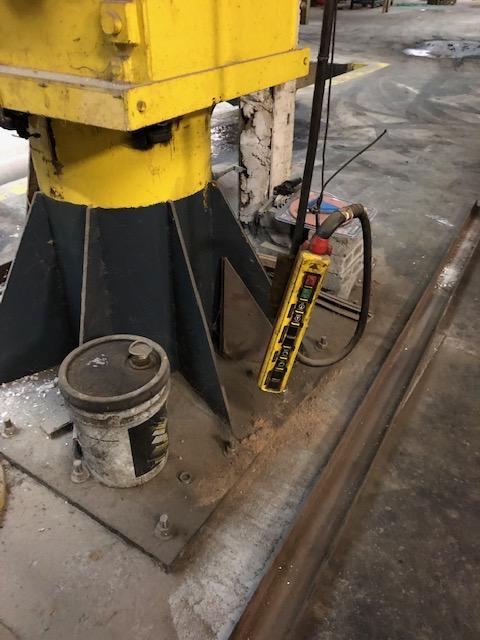 Gantry 4,000 lbs  3_Cranes