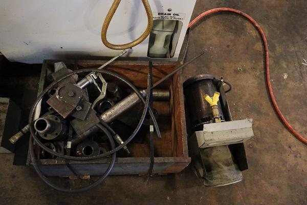 Used CNC Lathe Haas SL-20T 2000