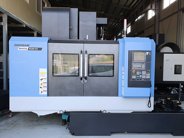 Used Vertical Machining Center Doosan Mynx 6500/50 2018