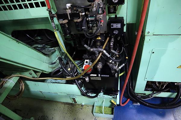 Used CNC Multi-Spindle Lathe Okuma 2SP 150H 2012