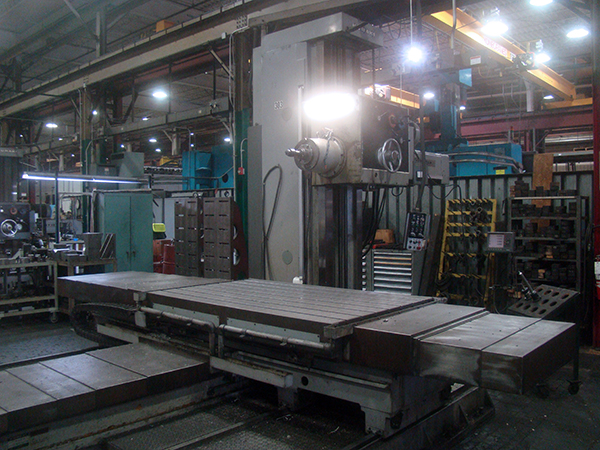 Used Horizontal Boring Mill Kuraki KBT-1101P