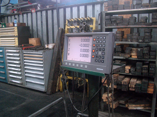 Used Horizontal Boring Mill Kuraki KBT-1101P