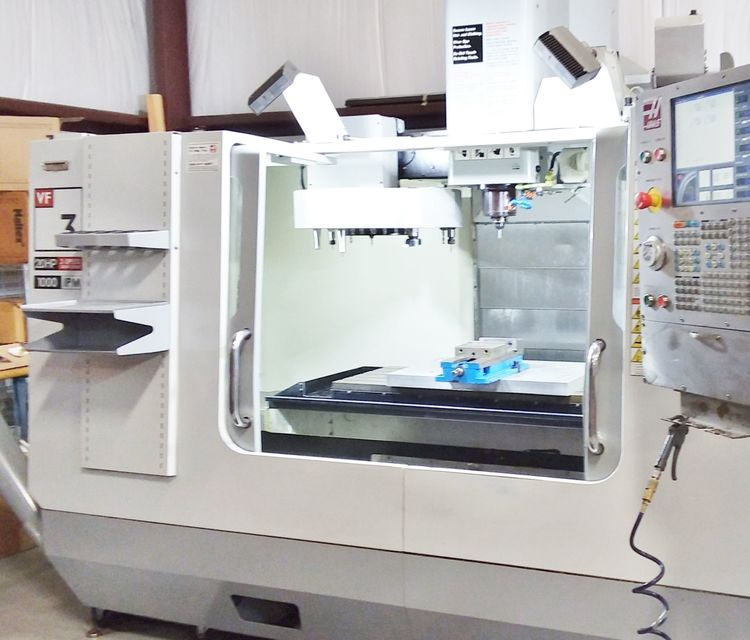 Used Vertical Machining Center Haas VF-3B 2008