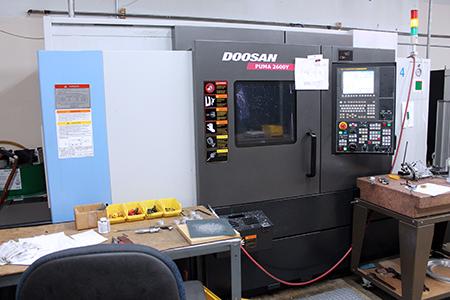 Used CNC Lathe Doosan Puma 2600Y 2015