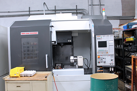 Used Vertical Machining Center Mori Seiki DuraVertical 5100 2011