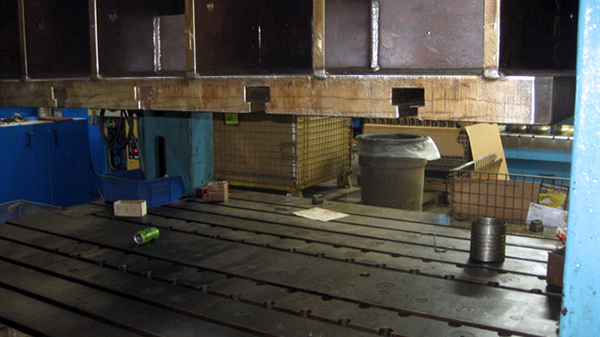 Used Hydraulic Press  Bliss HS1000-H102-92 1950