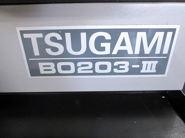 Used Swiss Lathe Tsugami B0203-III 2017