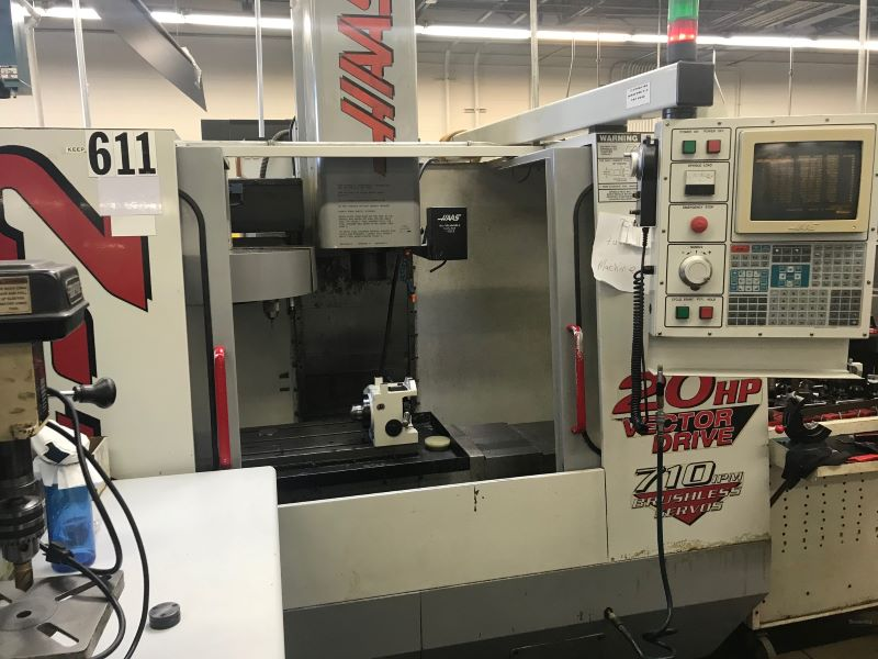 Used Vertical Machining Center Haas VF-2 1997