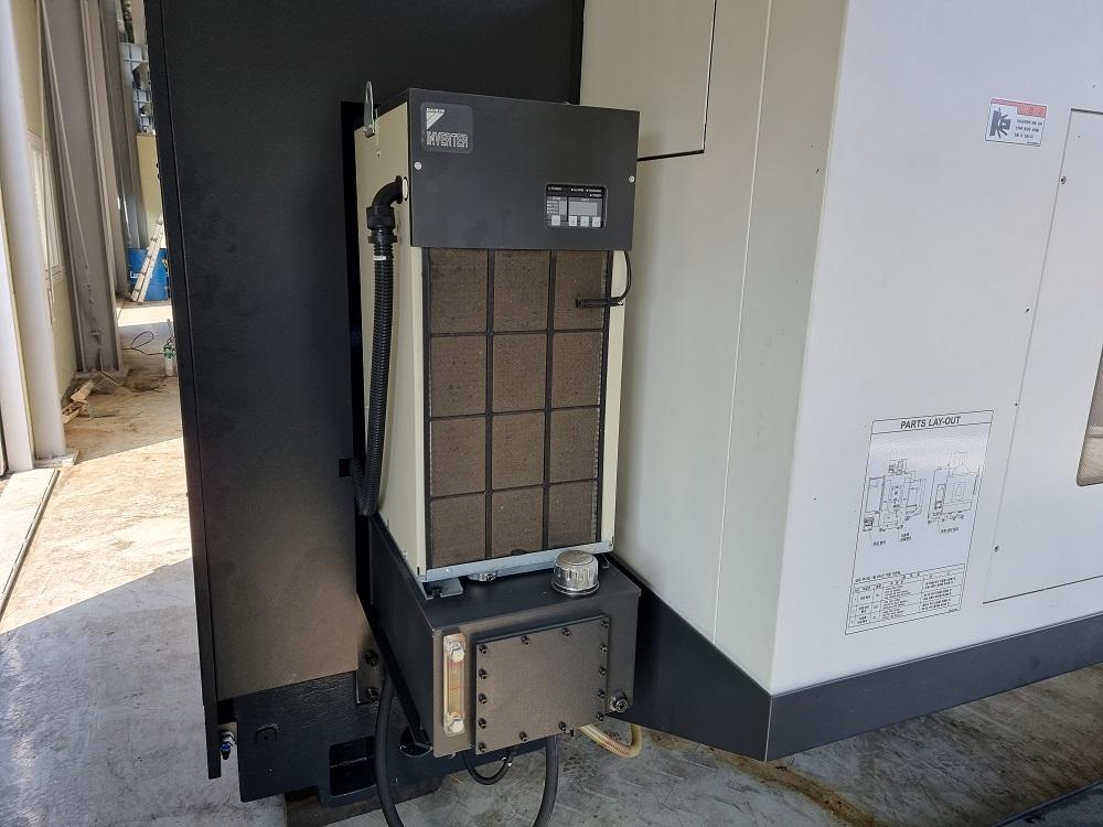 Used Vertical Machining Center Hyundai WIA KF5700B 2019