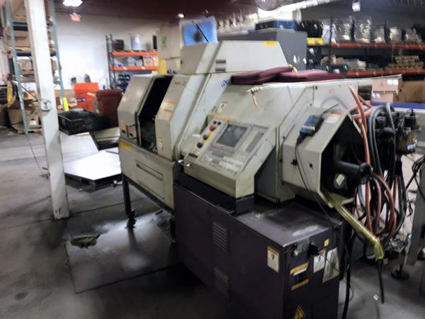 Used CNC Lathe Citizen L-32 2001
