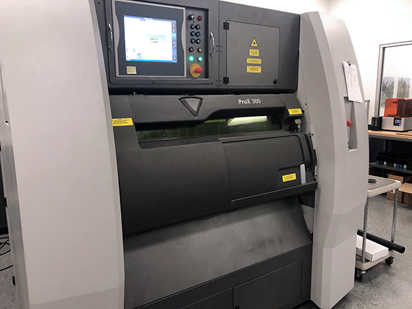 Used 3D Printer 3D-Systems ProX DMP300 2017