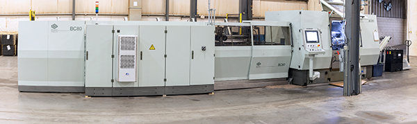 Used  BLM Adige BC80 2020