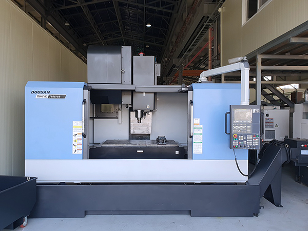 Used Vertical Machining Center Doosan Mynx 7500/50 2016